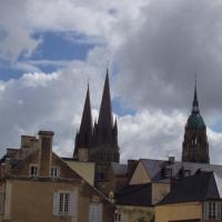 Bayeux  la cathédrale