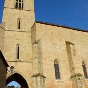 Belvès  église N.D de l'Assomption