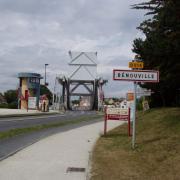 Benouville  Pégasus bridge
