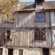 bergerac maison typique