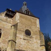 bergerac église saint Jacques