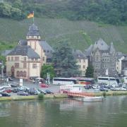 Bernkastel - Kues  la Moselle