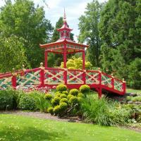 Apremont sur Allier le parc floral