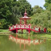 pont pagode Chinois