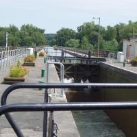 Cuffy le Guétin  pont canal