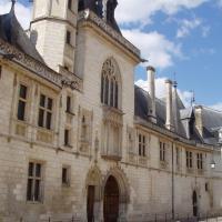 Bourges Le palais Jacques Coeur