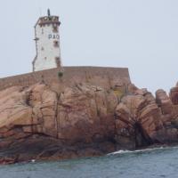 île de Bréhat  le phare
