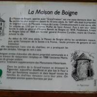 la maison de Boigne