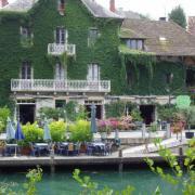 bord du canal