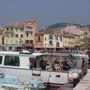 Cassis bateaux d'excursions pour les calanques