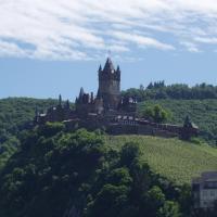 Cochem le château de Reichsburg