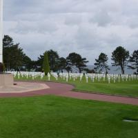 Colleville sur mer le cimetière Américain