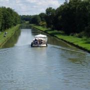 Decize  le canal du Nivernais