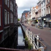 Delft en ville