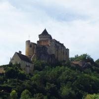 Castelnaud la chapelle le chateau