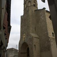 Fanjeaux  église sainte Marie