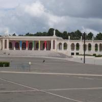Fatima    l'esplanade