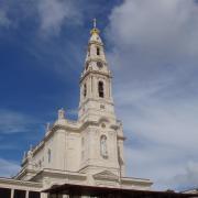 Fatima la tour de la basilique