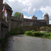 Fougeres  le château