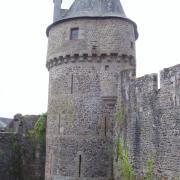Fougeres  la tour Mélusine