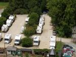 Fougeres le parking camping car
