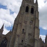 Hondschoote  église saint Vaast