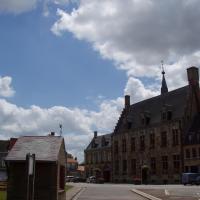 Hondschoote  la mairie