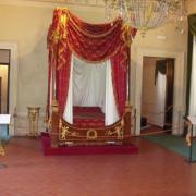ile-d'elbe  lit de Napoléon