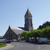 Noirmoutier l'église