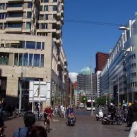 La Haye quartier moderne