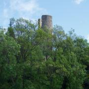 Lagrasse la tour