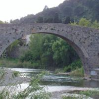 Lagrasse le vieux pont