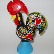 le coq de Barcelos  emblème du Portugal