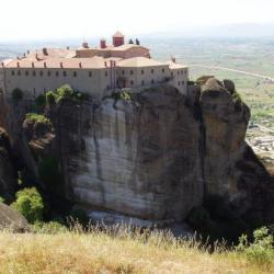 Grèce les météores