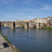 Limoux  le vieux pont