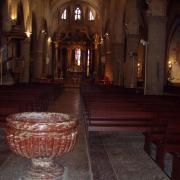 Limoux l'église saint Martin