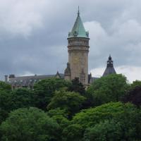Luxembourg-la-tour-symbole-de-la-ville