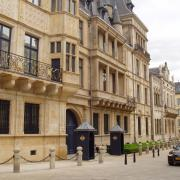 Luxembourg-palais-ducal