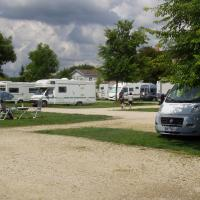 Coulon Parking camping car