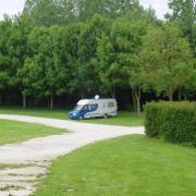 chef Boutonne le parking camping car