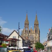 Moulins centre ville