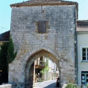 Monpazier porte saint Jacques
