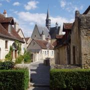 Montresor le village