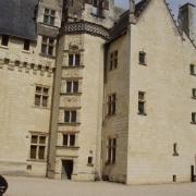 Montsoreau  Le château