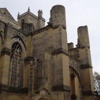 Narbonne église saint Just