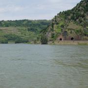 Oberwesel  le Rhin