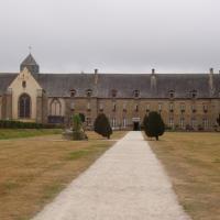 Paimpont  l'Abbaye