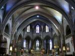cathédrale saint Maurice  -  la nef