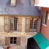 maison natale de sainte Bernadette