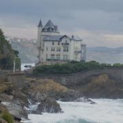 Biarritz - la villa Belza